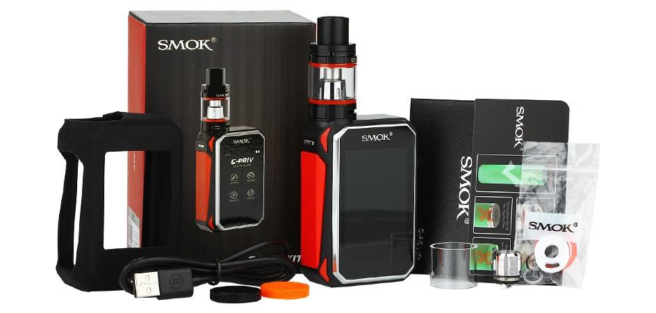 SMOK G-PRIV 220W & TFV8 Big Baby 5ml